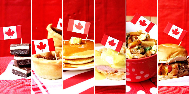 Canadian food culture