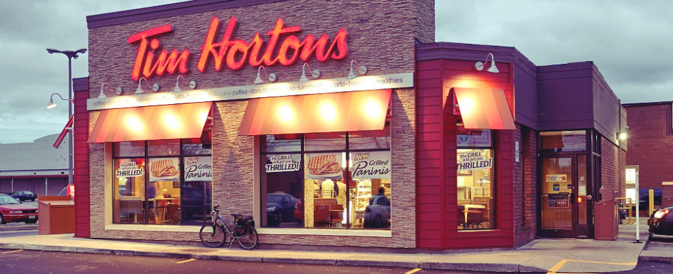 Tim Hortons now has all-day breakfast in Canada